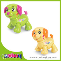 Interesting cartoon musical electric battery operated dog toy