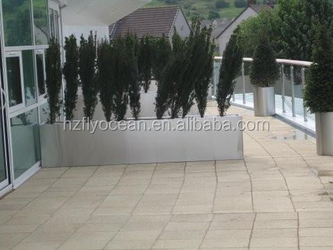 Vasi esterno grandi dimensioni terminali antivento per for Grandi vasi da giardino