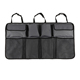 Multi-use Adjustable Straps Oxford SUV Trunk Seat Back Cargo Organizers