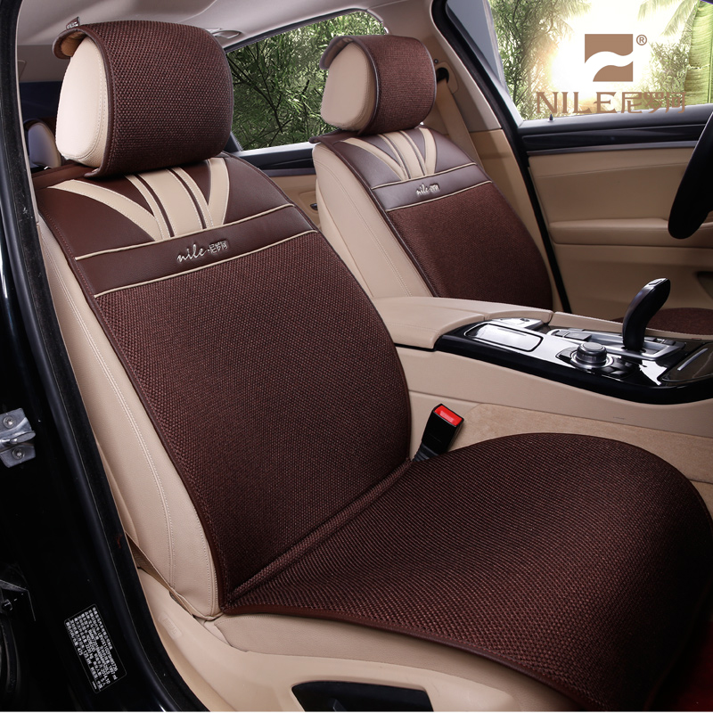 2017 trending products leather + polyester buy car seat cover with low price