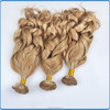 Good news!!! A great discount from factory sales promotion for hair weft italian hair weave