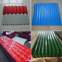 BV certified roofing profile/ sheets for different roof models