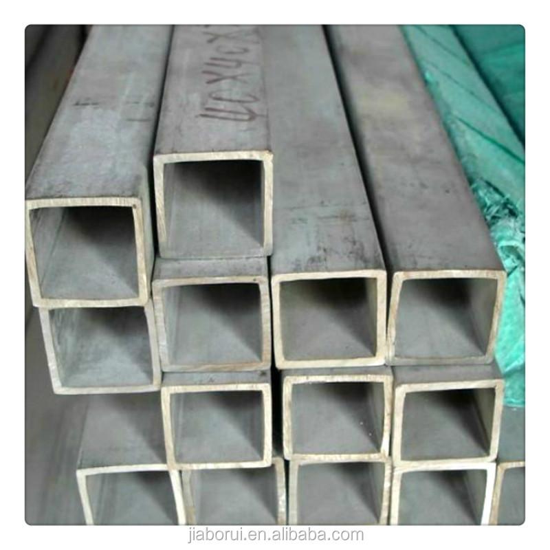 Q345 tuyaux d'acier carrés/tubes carrés/tube carré