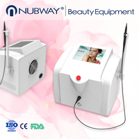 Fastest amazing effective vascluar removal / spider vein removal / capillary removal machine &equipment
