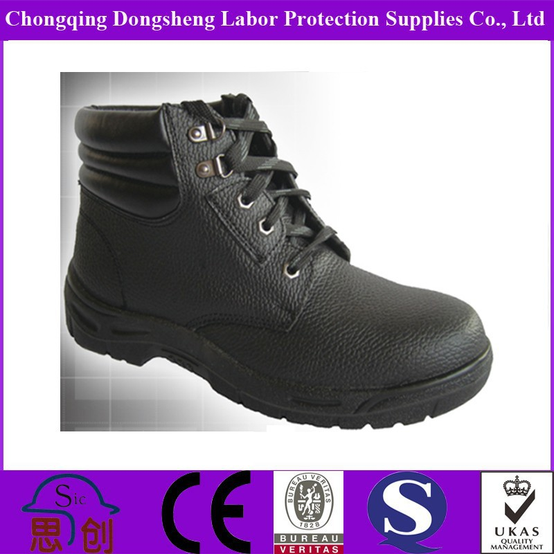 High Efficiency Easy Wear Anti-acid Chemical Lab Safety Shoes ...