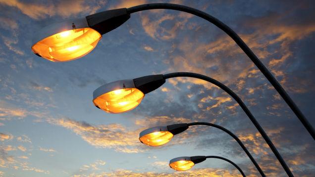 E40 Hps400w High Pressure Sodium Vapor Lamp For Street