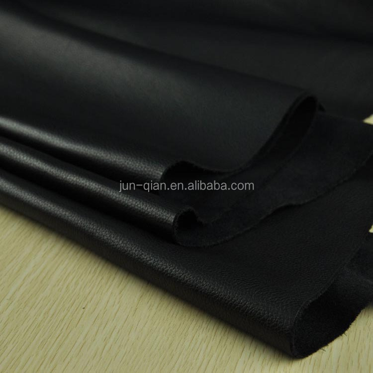 100% genuine cow leather cow split lining calfskin leather hides and free garment lining