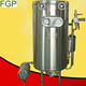 UHT High temperature sterilizer / gamma sterilizing machine
