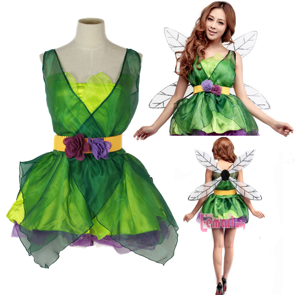 Tinker Bell Adult 48