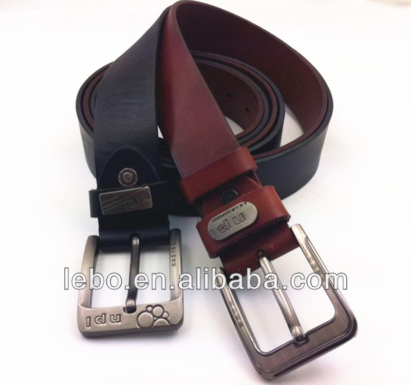 wholesale leather belts men