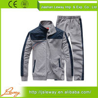 2014 High quality wholesale fashion custom track suit
