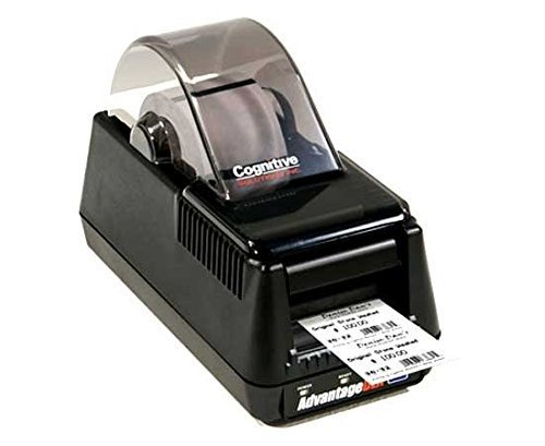 Cognitive DLXi Direct Thermal-Thermal Transfer Barcode Printer (203 dpi, 5 ips, 2.4 Inch, 8MB, 100-240VAC, Serial, USB, Ethernet) DBT24-2085-G1E by Cognitive