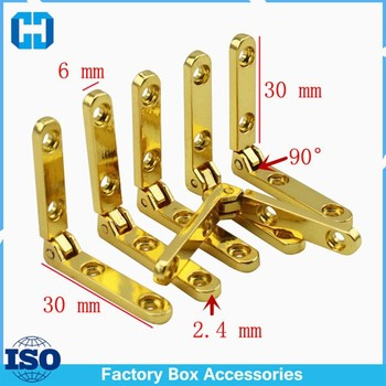 Small Jewelry Box Brass Side Rail Hinges Buy Side Rail Hinges