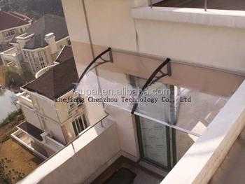 Plastic Bracket Awning New Diy Door Awning For Front Door Patio Rain