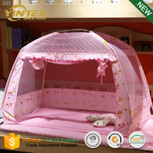 Pop up folding mosquito net for bed