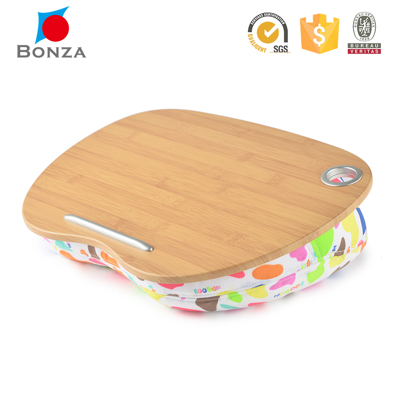 Bonza hotsale high quality portable bed laptop tray