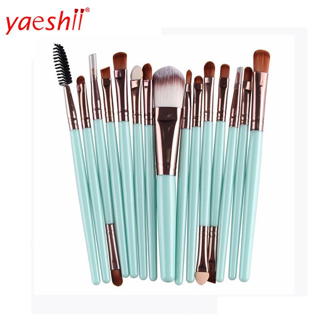 18PCS Make up Brushes Set 2019 Newest Professional Makeup Foundation Blusher Face Powder Brush AU