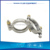 Stainless steel Double bolts hose clamp