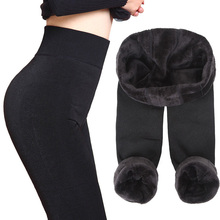 Winter Leggings Thick Women Leggings 2015 Warm Fleece Legging Femme Womens Legins Elastic Leggins Warm Pants for Women