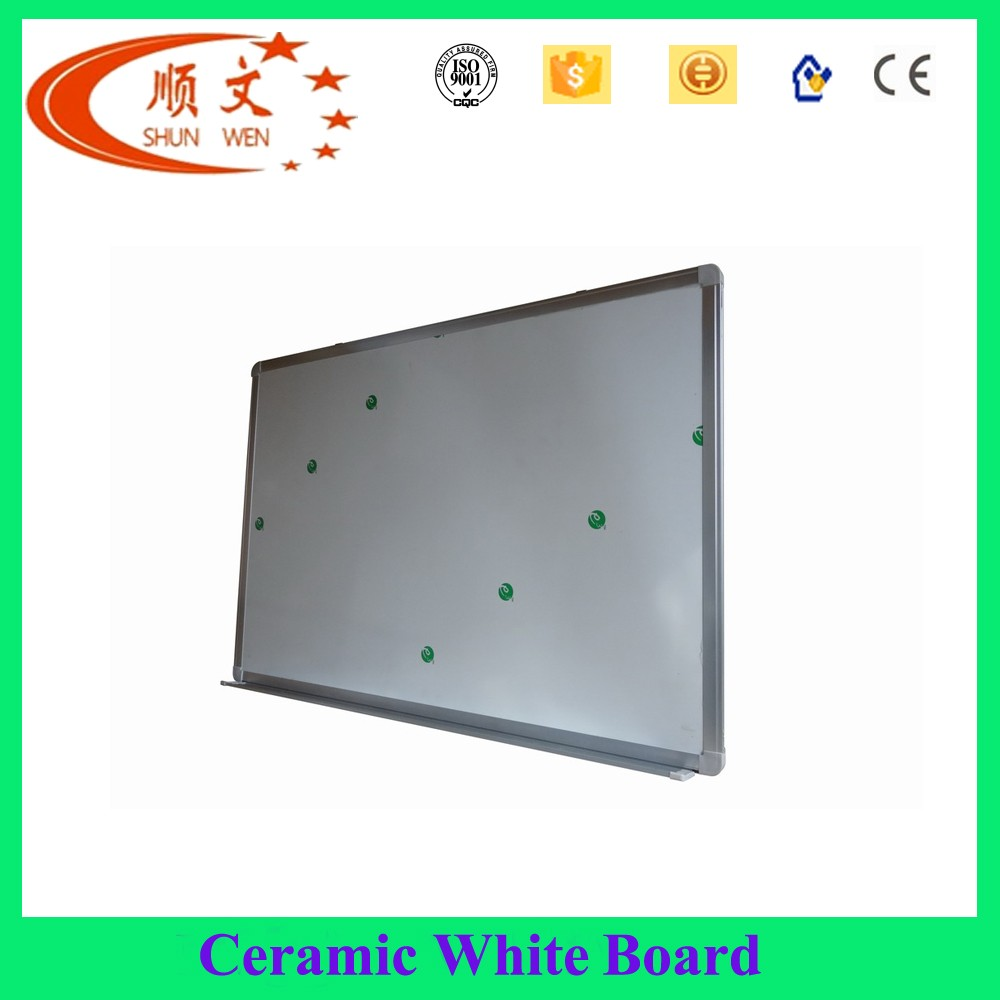 classroom whiteboard price. china magnetic ceramic whiteboard standard size classroom white board price e