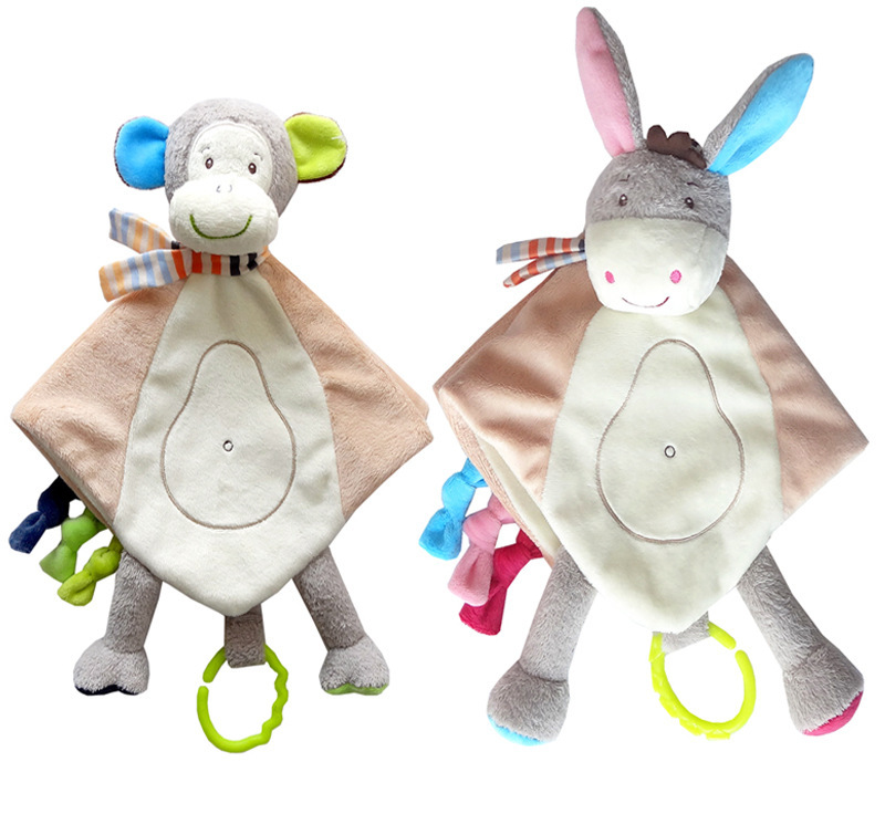 Baby favors doudou Comforter Towel Plush & Stuffed Infant Toy