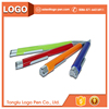 10 colors couple china manufacturer led promotional ball pen