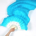 Folding Fans Custom Printed Folding Personalized Wholesale Silk Fans Belly Dance