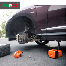 Woman hydraulic jack repair kit for car tyre use 12v electric