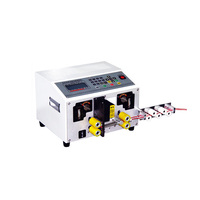 Full automatic wire stripper and wire cutting machine