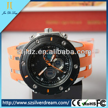 High Pressure Waterproof Mountaineering Swiss Army Military Watch