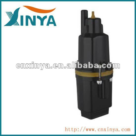XVM series russia ac electrical submersible plastic vibration clean water pump (XVM60P);