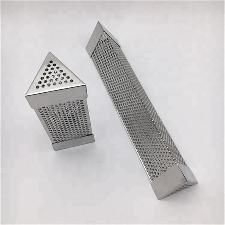 Food grade stainless steel meat barbecue cold smoker filter tube for BBQ