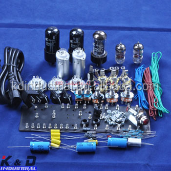 Fenders 5e3 Deluxe Guitar Tube Amplifier 6v6 Push Pull Amp Kit Diy