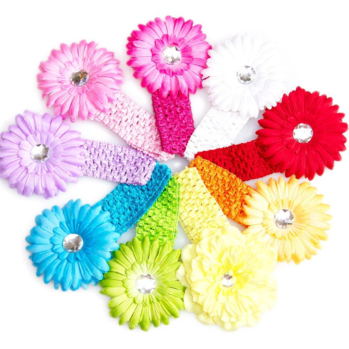 Cheap Flower Headbands For Newborns Find Flower Headbands For