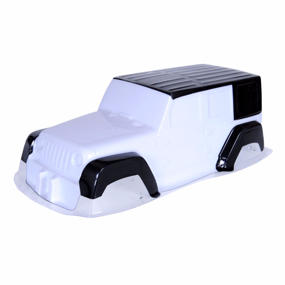 1 10 Rc Truck Hard Body Shell Canopy Rubicon Topless For: Compare Prices On 1 10 Scale Rc Jeep Bodies- Online