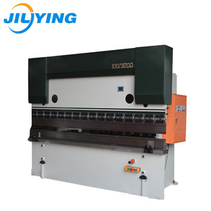 WC67Y-63T/2500 Slider Travel 100mm or Customized 5.5KW Sheet Metal Bending and Cutting Machine CNC Press Brake