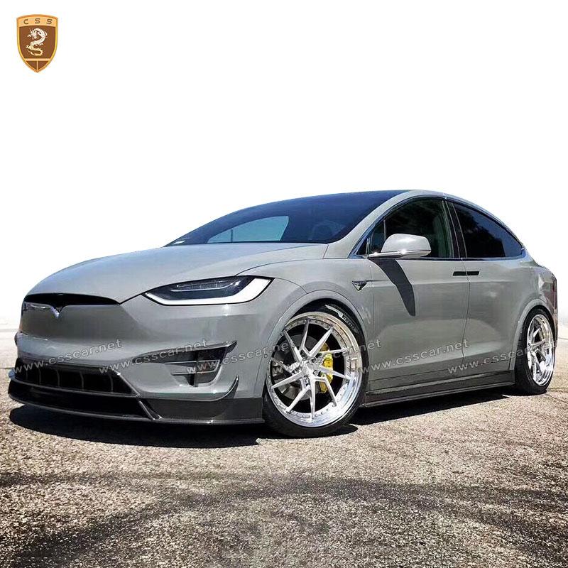 Tesla Top Car Body Kit For Model X To Rz Design