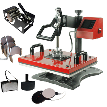 8 in 1 sublimation machine,combo heat press machine 8in1,heat press 8 in 1