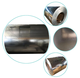 zinc clad GI metal steel sheet in coils for tubing with 0.6mm gauge