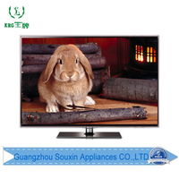 New cheap flat screen HD LED TV 32 40 42 50 55 inch 4K television player monitor android smart TV HDTV with USB