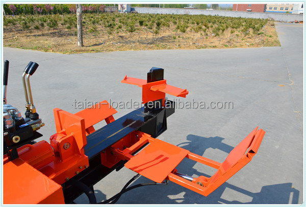 Smart Power Log Splitter For Sale Wood Cutter Forestry