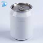 250ml stubby Customized coke can soft drink aluminum beverage can printing cans for soft drinks