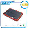 BTP-050 5000mAh Mobile Power Bank Solar Cell,USB Charger Power Bank Solar