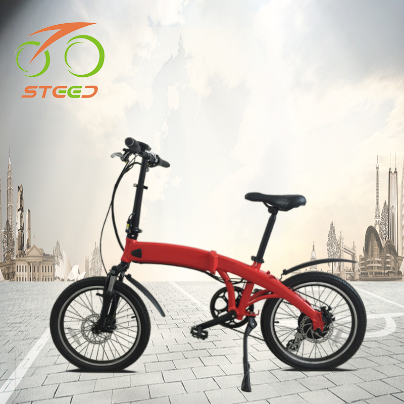 Small 20 inch wheels 250w MXUS motor e bike electric city bicycle for children