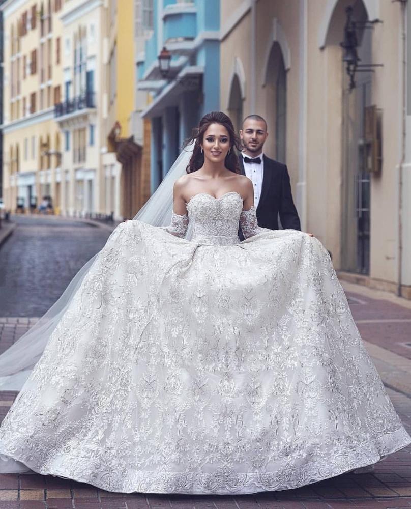 Großhandel libanon hochzeitskleider Kaufen Sie die besten libanon