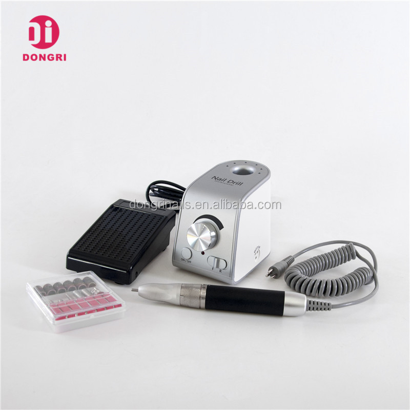 DONGRI DR2028 Portable Nail File Art manicure electric drill machine