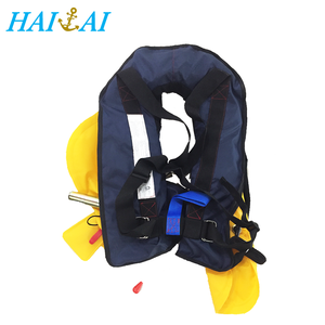 HTIF-01 High Quality Personalized Automatic Inflatable Fishing Life vest