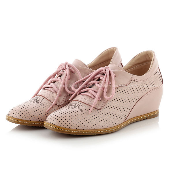 2015 Women Leather Shoes Woman High Quality Wedge Sneakers Shoes Woman Sneakers Sapatilha Feminina Zapatillas Deportivas Mujer