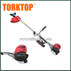 grass cutter machine cheap price for GX35 gasoline brush cutter with CE GS