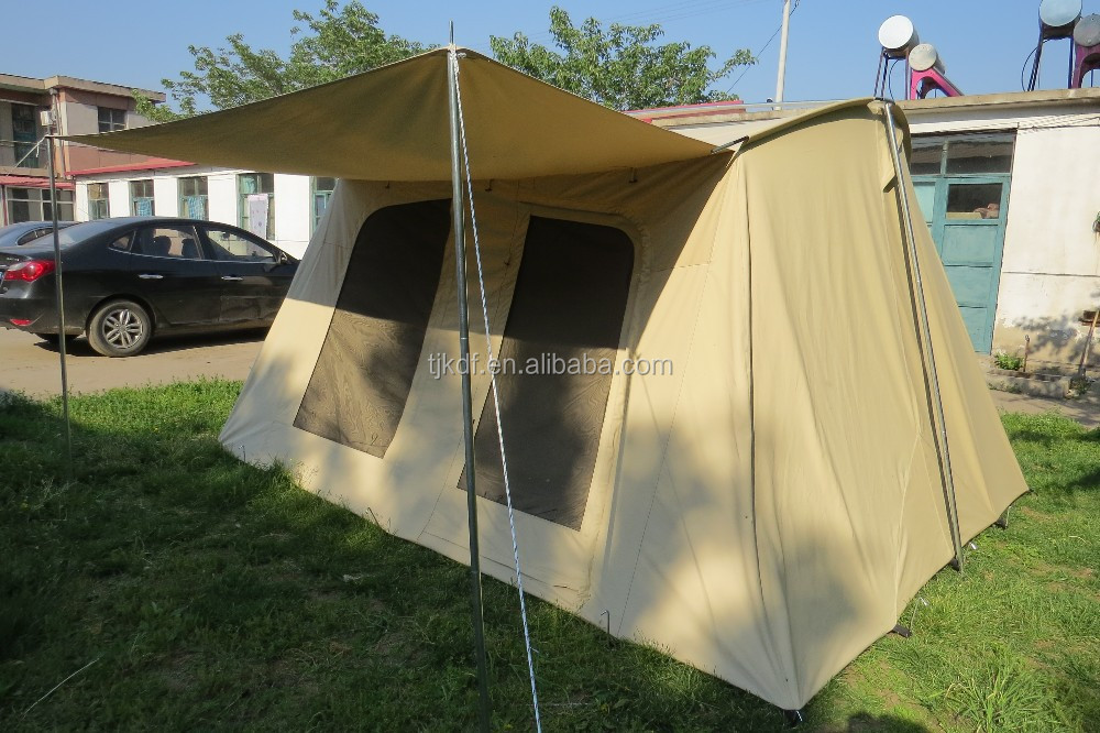 Luxury Canvas Camping Tent Cabin Tent   Buy Cabin Tent,Family Cabin Tent,Canvas  Cabin Tent Product On Alibaba.com